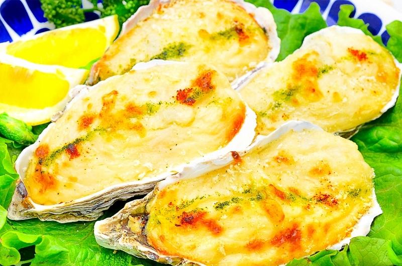 牡蠣グラタン1