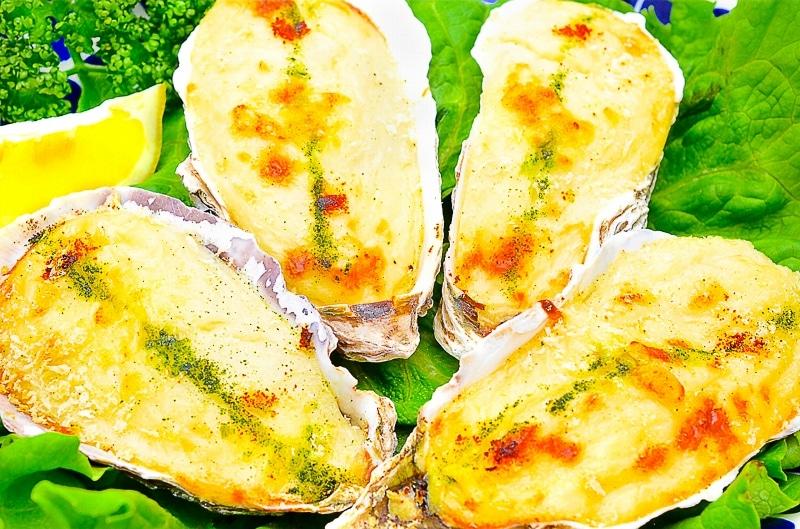 牡蠣グラタン6