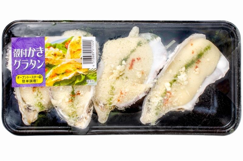 牡蠣グラタン パッケージ
