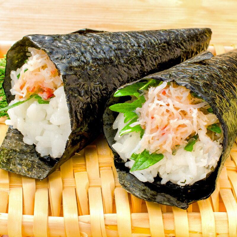 ボイルズワイガニフレーク 手巻き寿司