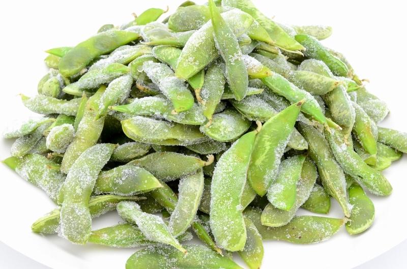 黒枝豆 冷凍1