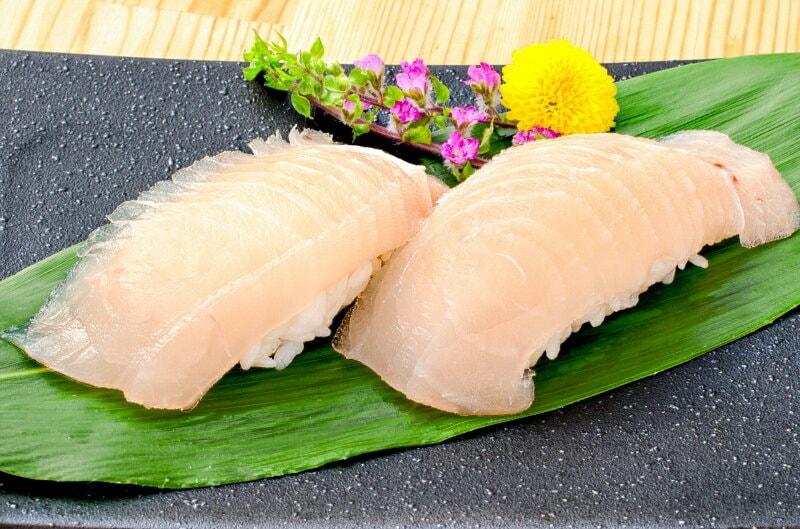 メカジキ 寿司
