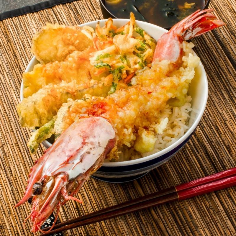 シータイガー 天丼2