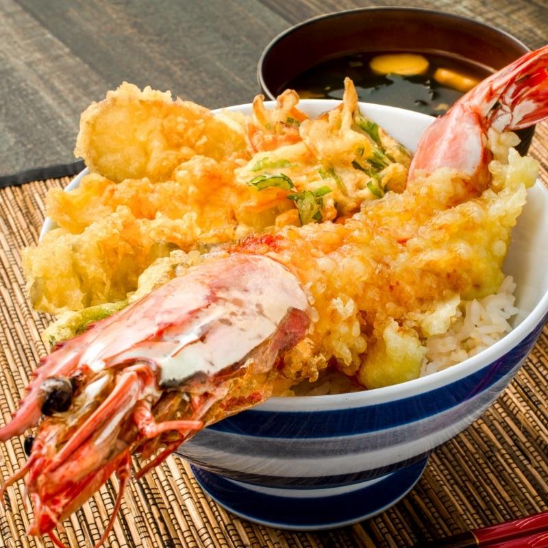 シータイガー 天丼1