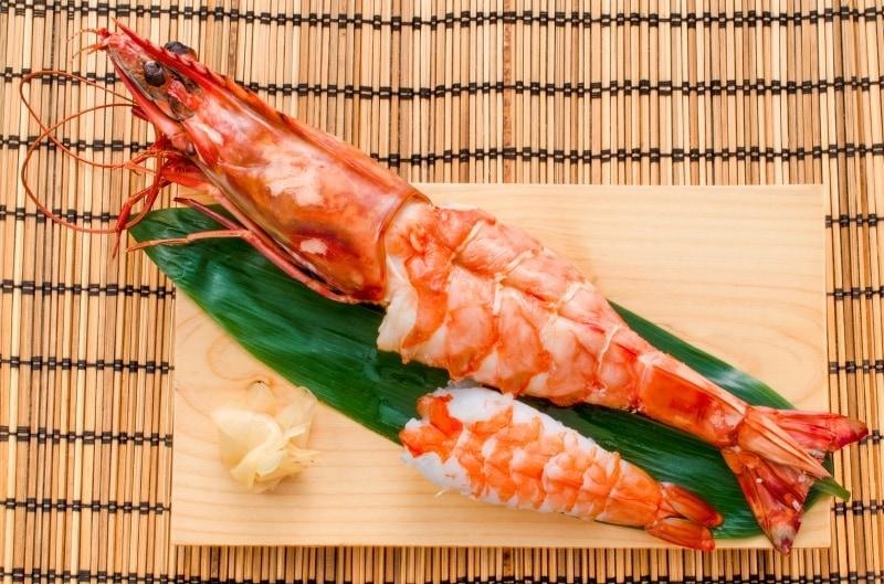 シータイガー 寿司1