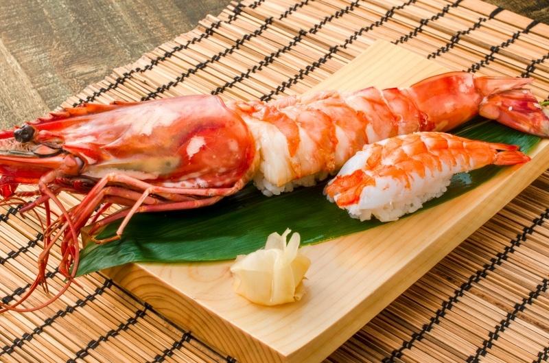 シータイガー 寿司2