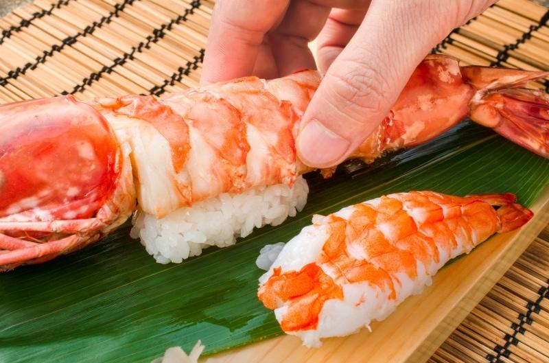 シータイガー 寿司3