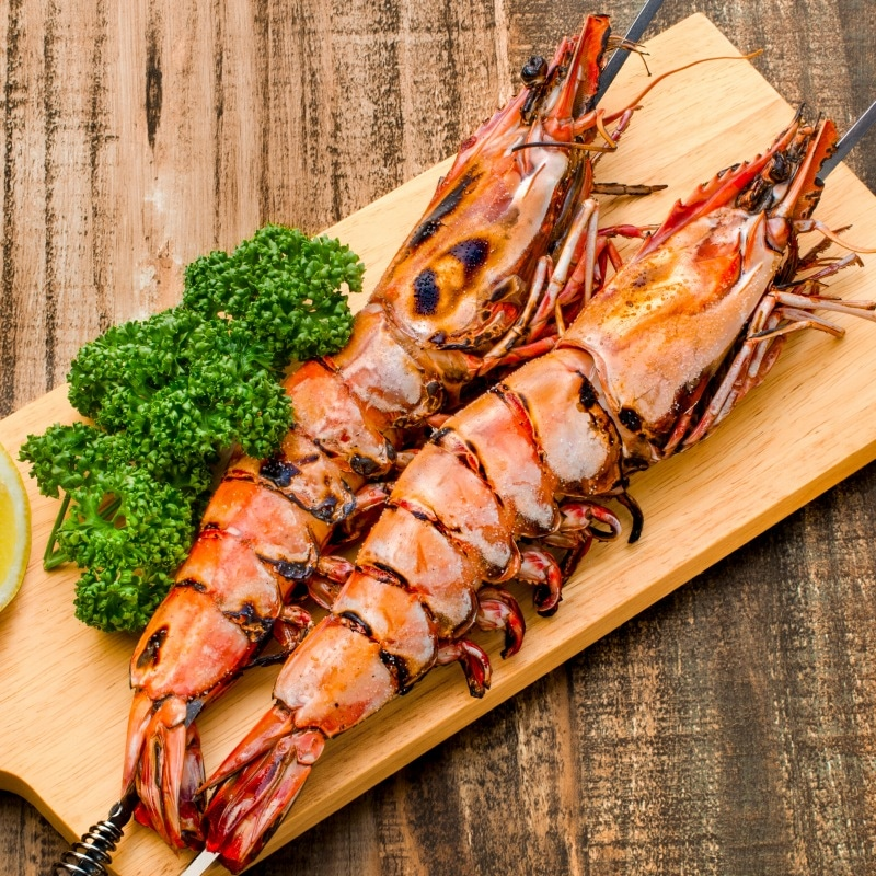 シータイガー 串焼き1