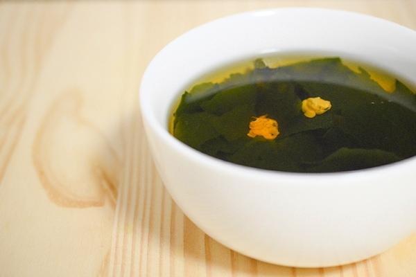 しじみスープ6
