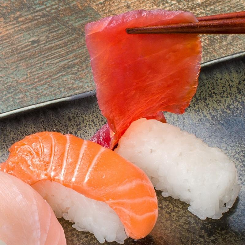 寿司しゃり ネタ乗せ