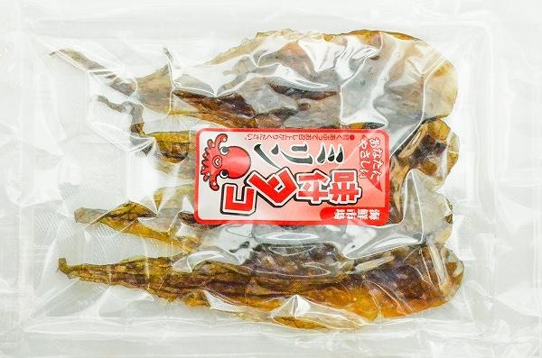 味付けタコみりん パッケージ1