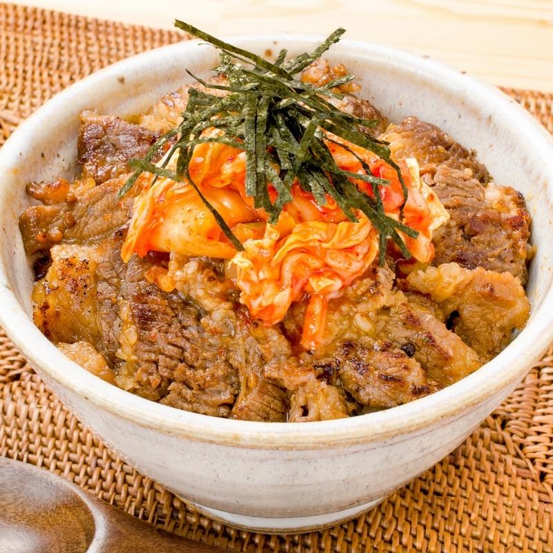タレ漬け牛カルビ焼肉 15