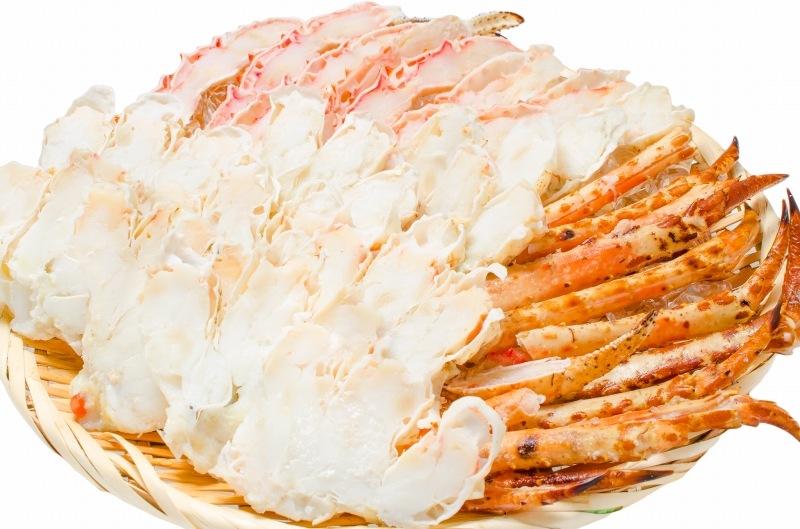 鍋用ミナミタラバガニ1kg
