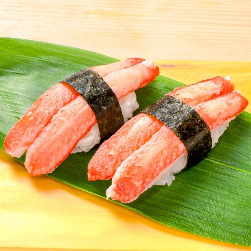 ズワイガニ 棒肉 寿司