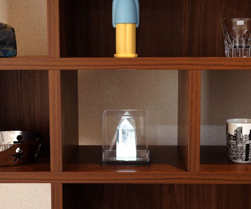 写真の商品:クリスタル - LED Lamp -