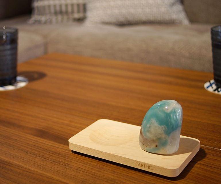 アマゾナイト - Wood Type2 -