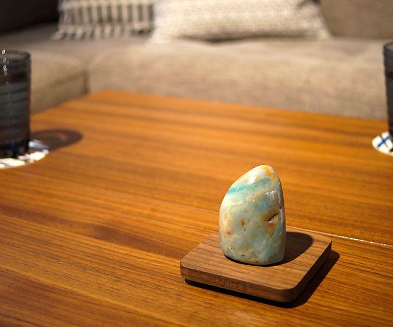 アマゾナイト - Wood Type1 -