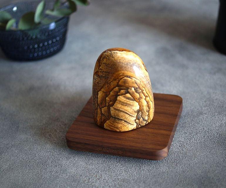 ピクチャーストーン - Wood Type1 -