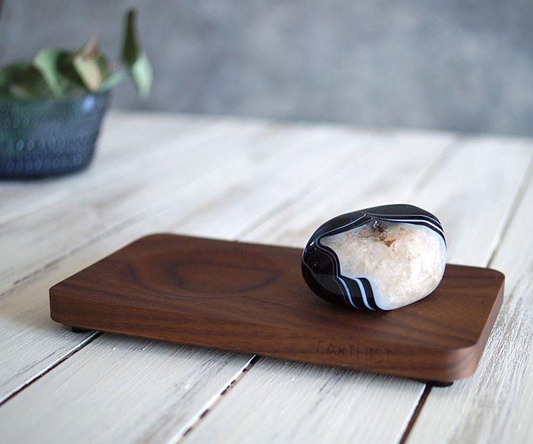 ブラックアゲート - Wood Type2 -