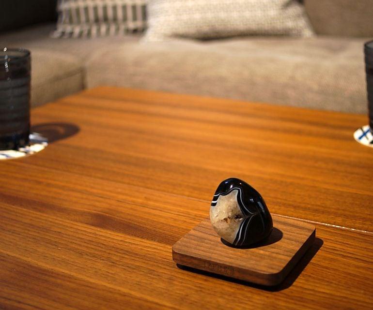 ブラックアゲート - Wood Type1 -