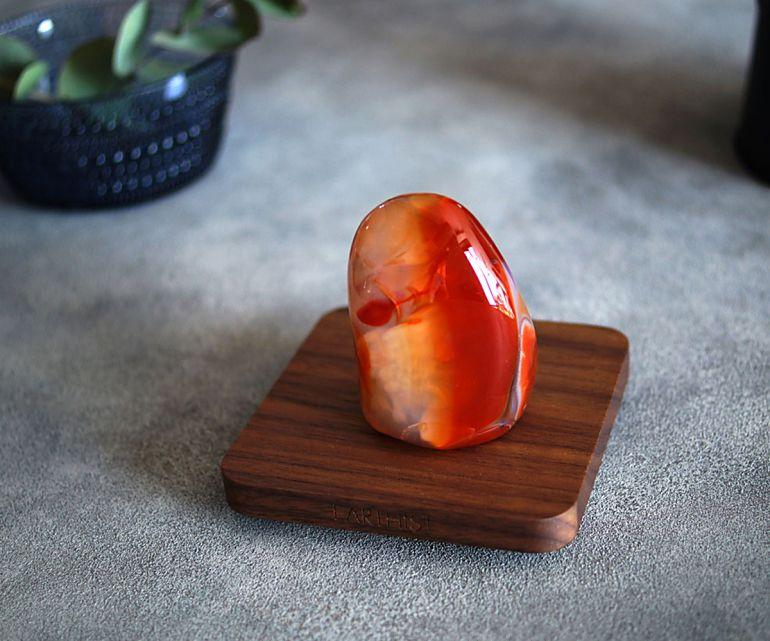 カーネリアン - Wood Type1 -