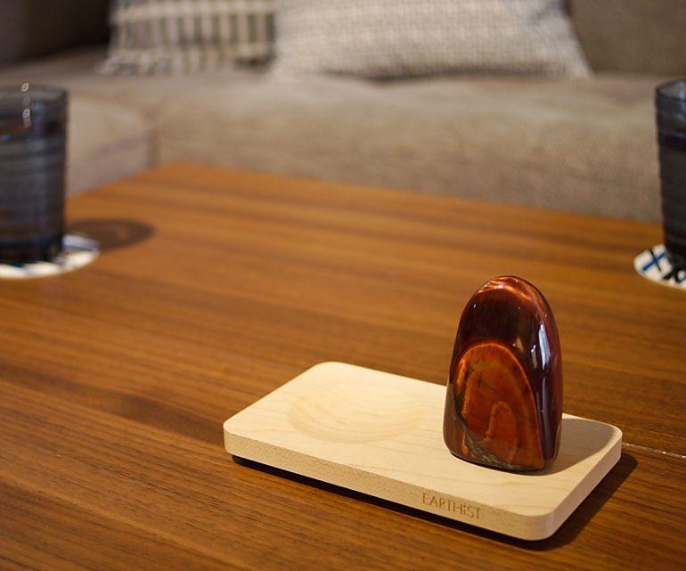 レッドタイガーアイ - Wood Type2 -
