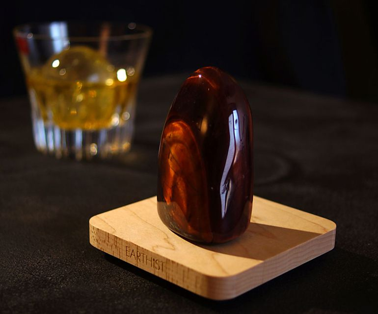レッドタイガーアイ - Wood Type1 -