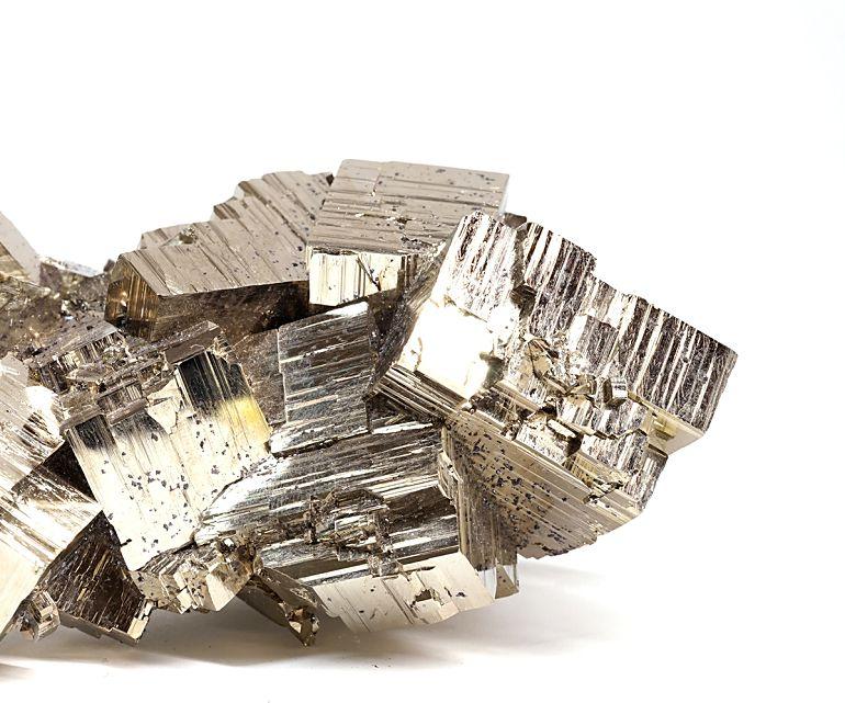 天然石:パイライト(画像現物)
