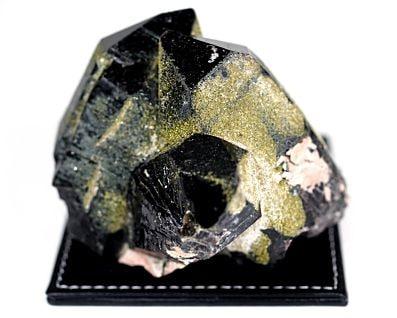 黒水晶 (モリオン) クラスター・原石 No.42