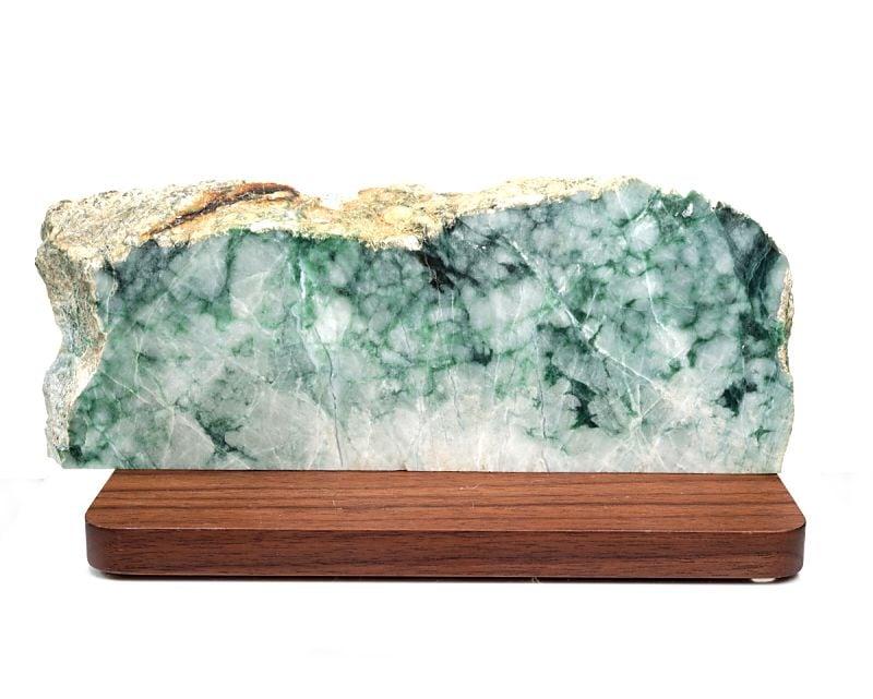 天然石:糸魚川翡翠(画像現物)
