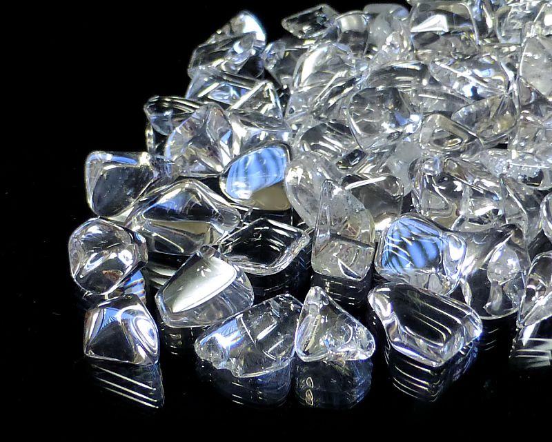 天然本水晶 さざれチップ (Lサイズ)|最高級パワーストーンのフォレストブルー【全商品1か月返品OK・送料無料】