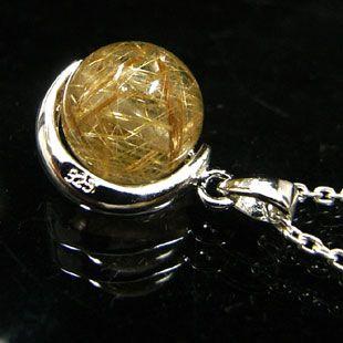ゴールドルチル ネックレス