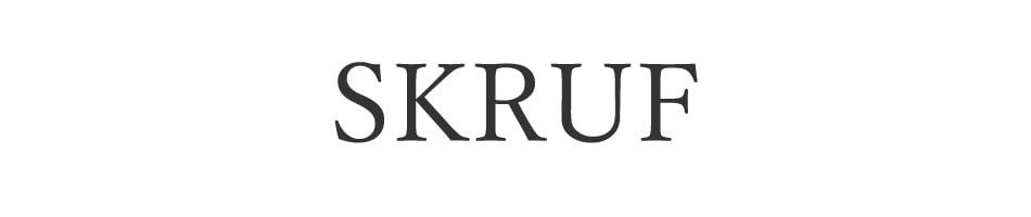 スクルーフ SKRUF