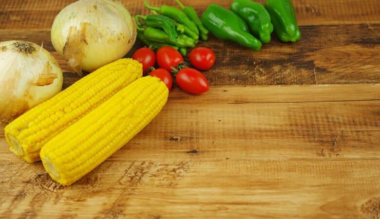 とうもろこしに含まれる栄養素イメージ