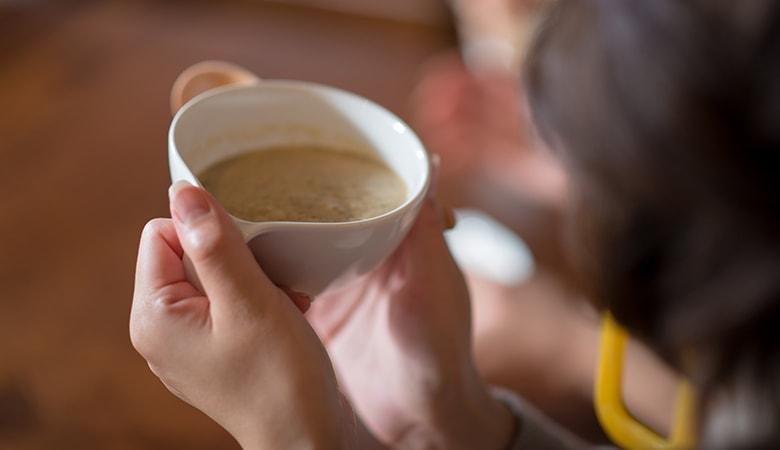 西洋のスープに日本の米麹が出会う、マーゼルマーゼルの美味しいスープイメージ