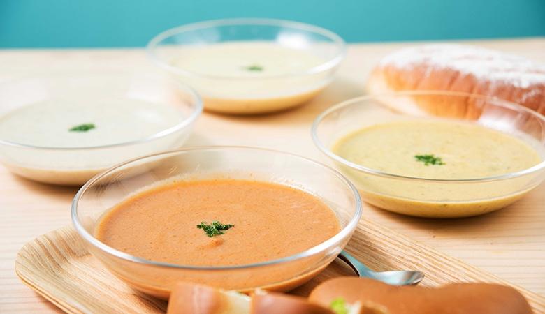 ヨーロッパで花開いたスープの歴史イメージ