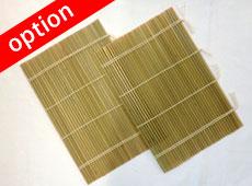 ステンレスバット敷く用竹スノコ