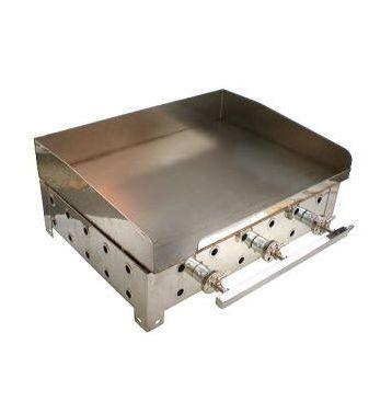 卓上式 鉄板焼 グリドル 四方囲
