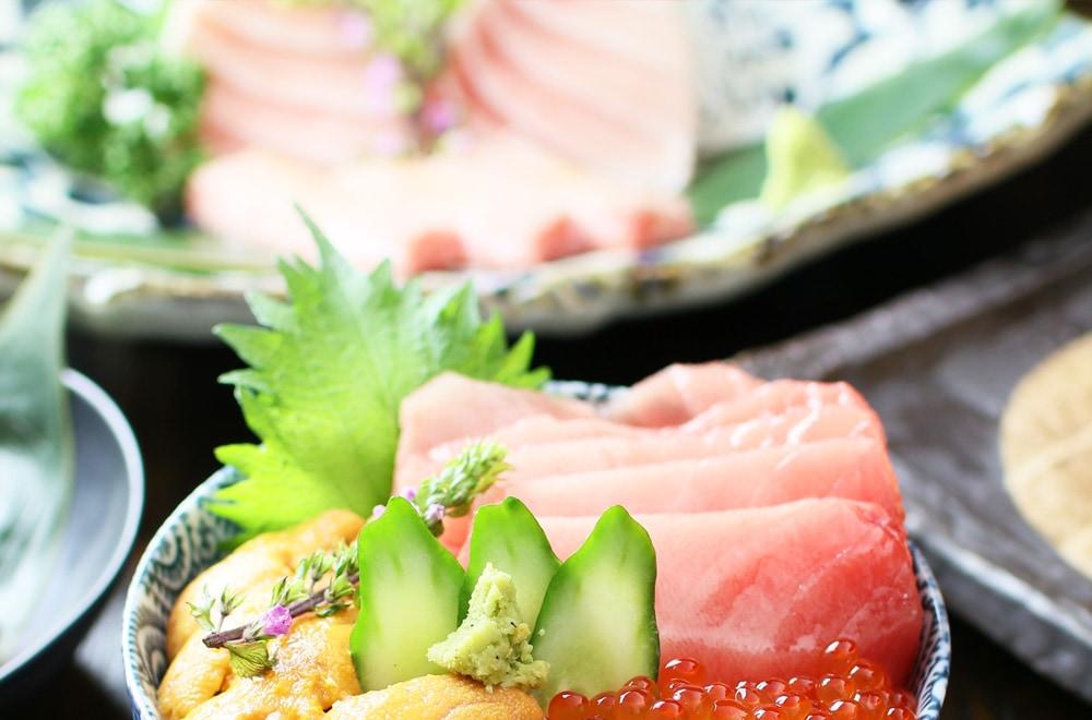 海鮮福袋 海鮮丼1