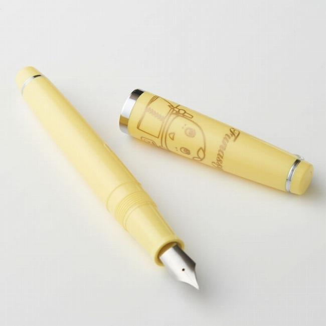 ふなっしーLAND 万年筆3
