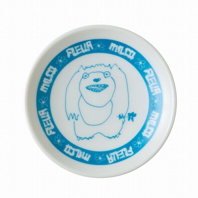 ミミルコ・フルール 豆皿