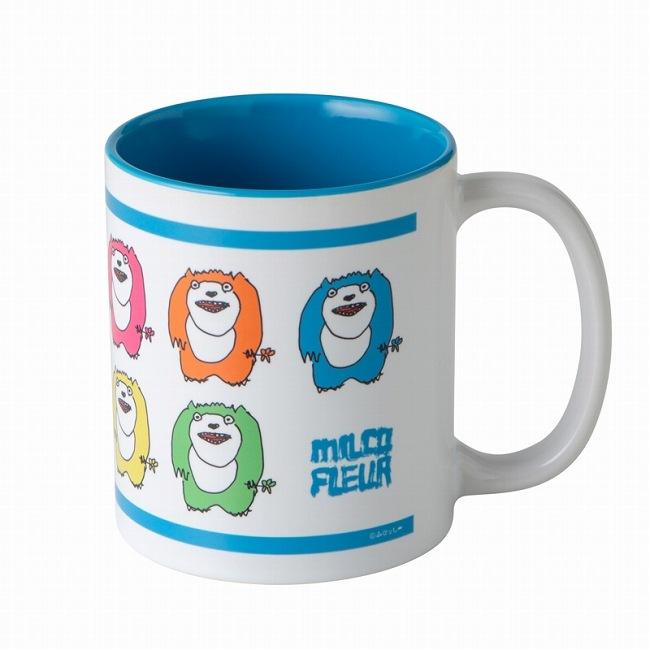 ミミルコ・フルール マグカップ