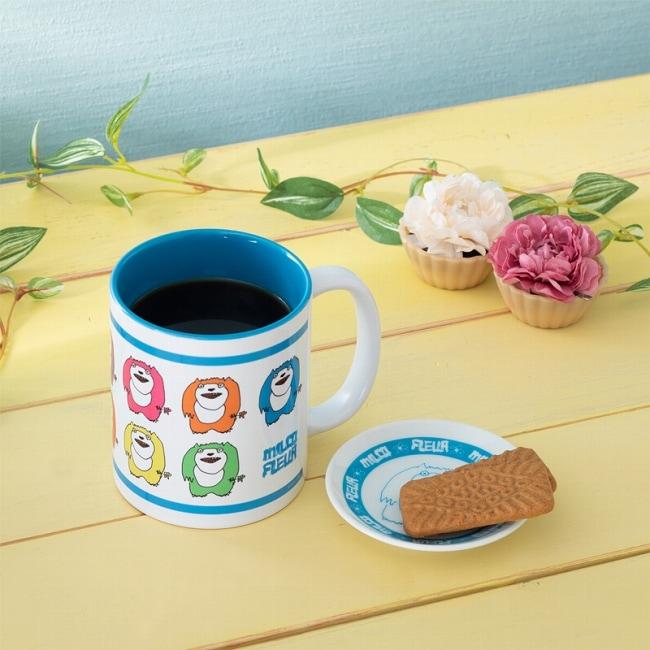 ミルコ・フルール 豆皿 マグカップ