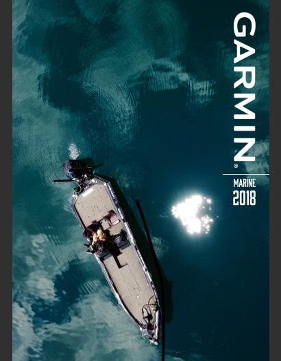 ガーミン2018年カタログ