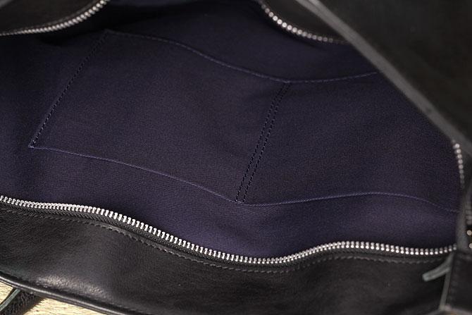 レザートートバッグ メンズ KOI kot 1000 内ポケット2