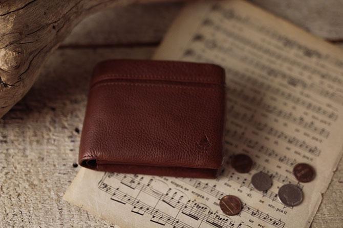 二つ折り財布 メンズ ミネルバボックス 本革 バギーポート lzys 8001 イメージ画像1