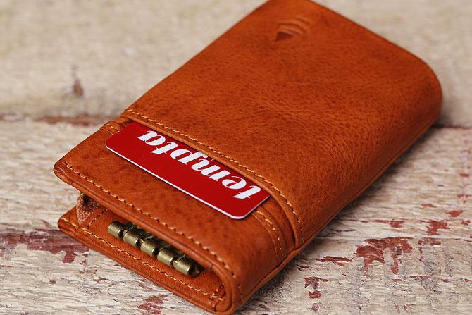 レザー キーケース ミネルバボックス lzys 8006 スマートキー・インテリジェントキー対応 カード入れ