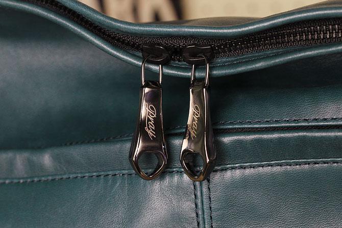 馬革 2way ショルダーバッグ メンズ オイルホースレザー Pray プレイ prshd301 A4 オリジナルジッパー引手
