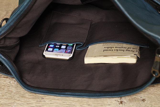 馬革 2way ショルダーバッグ メンズ オイルホースレザー Pray プレイ prshd301 A4 内ポケット