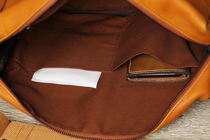 ショルダーバッグ グローブレザー メンズ バギーポート ynm 1703 内ポケット